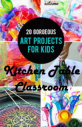 Kitchen Table Classroom