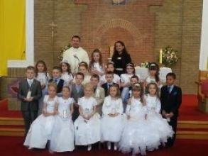 Primary Auto Group >> Primary 4 Celebrate First Holy Communion